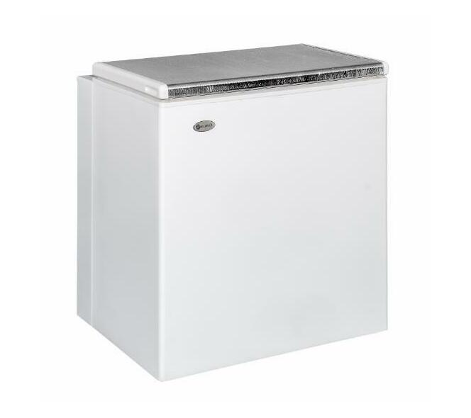 ZERO APPLIANCES 120 LITRE GAS ELECTRIC CHEST FREEZER