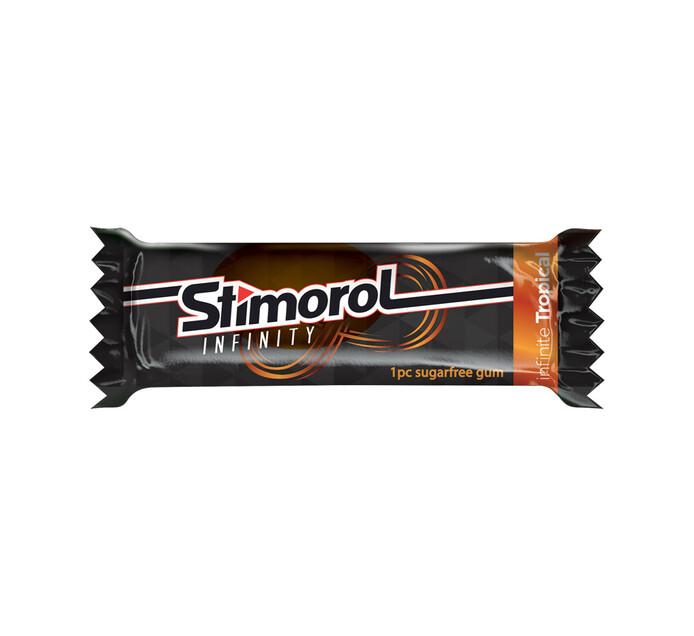 Stimorol Infinity Gum Tropical (1 x 50PC)