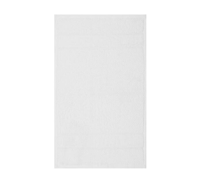 Primaries Dublin Guest Towel white