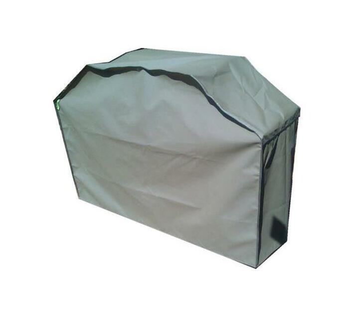Patio Solution Covers Gas Braai Cover Small - Dove Grey Ripstop UV 260grm