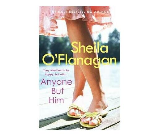 Anyone but Him : A touching story about love, heartache and family ties