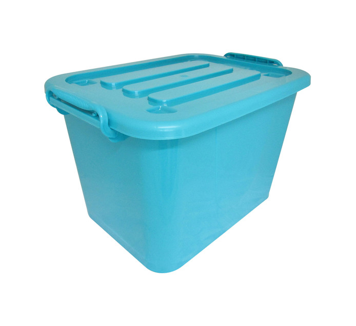 Store 'n Stak 42 l Storage Box with Lock Lids