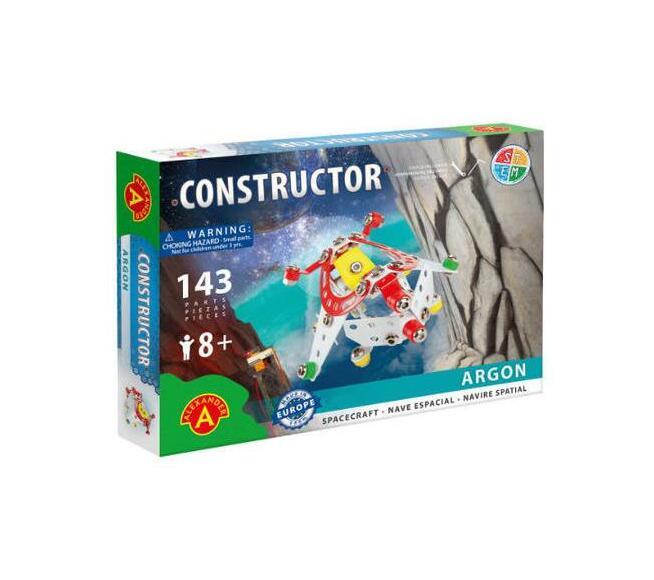Constructor - Argon (Space Explorer)
