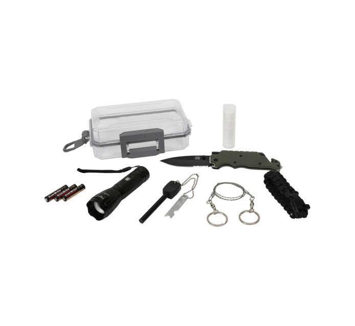 Campmaster 7 pc Survival Kit