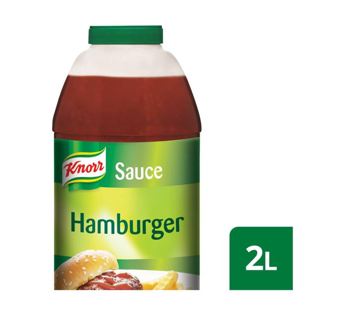Knorr Speciality Sauce Hamburger (1 x 2L)
