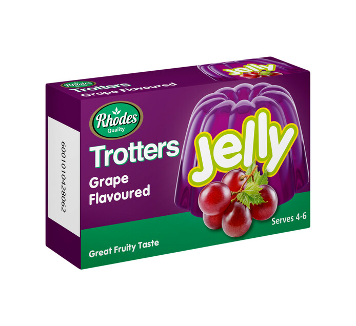 Trotters Jelly Grape (1 x 40g)