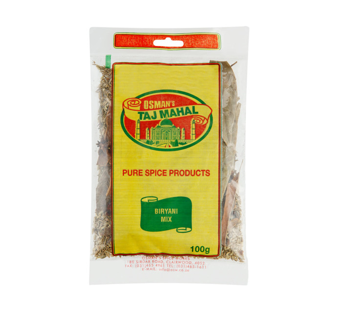OSMANS BREYANI MIX EXT SPEC 100G
