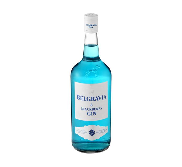 Belgravia Blackberry Gin (1 x 750 ml)