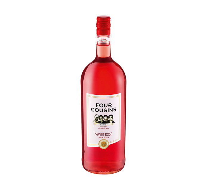 Four Cousins Sweet Rose (6 x 1.5 l)