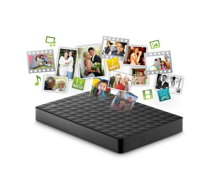 Seagate 4 TB Expansion Portable Hard Drive