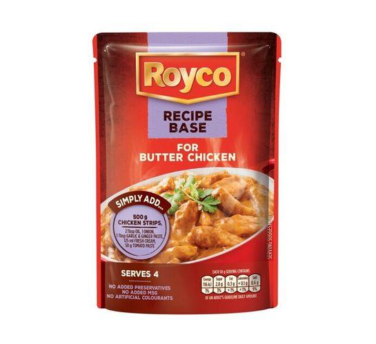 Royco Wet Cook in Sauce Butter Chicken (1 x 400g)