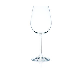 BOHEMIA CRYSTAL CLARA RED WINE GLASS 6PK