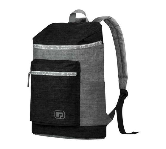 Quest Top Loader Series Backpack - Black/Grey