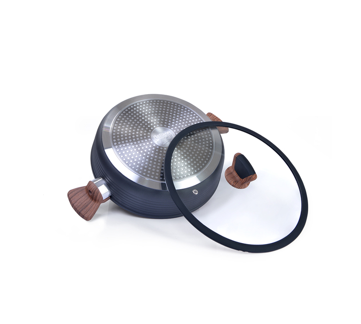 Fissman Non-Stick Shallow Pot 4.1 L