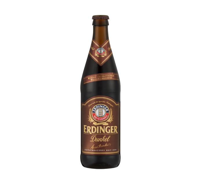 Erdinger Dunkel Dark Wheat NRB (12 x 500ml)