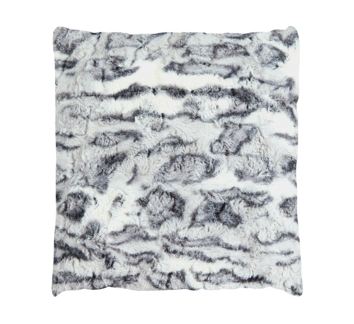 MONTREAL FAUX FUR CUSHION 50x50CM