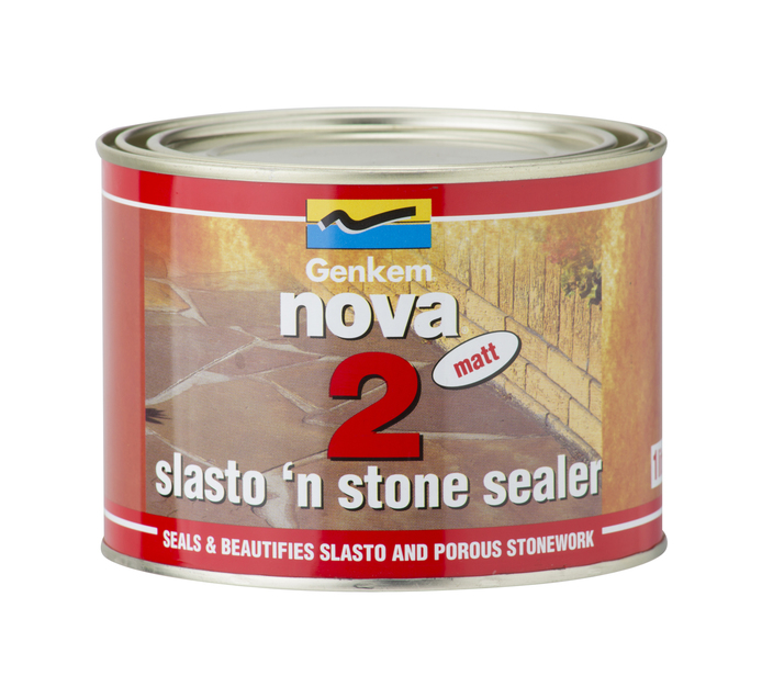 NOVA 2 SLASTO & STONE SEALER MATT 1L