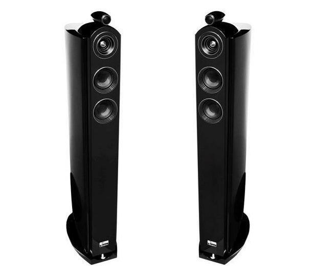 Earthquake Titan Telesto High Fidelity Audiophile Stereo Floorstanding Passive Loud-Speakers. Sold per Pair