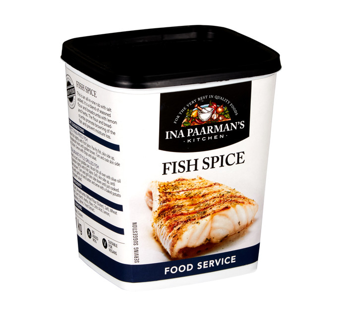 Paarman Foods Spices Fish (1  x 1kg)