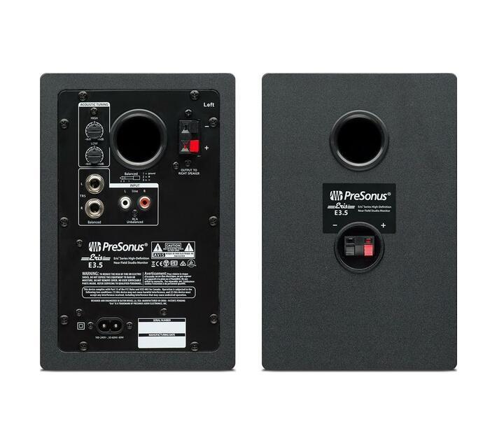 PreSonus Eris E3.5 3.5-inch Powered Studio Monitors