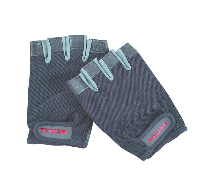 Trojan Large Leather Fitness Glove