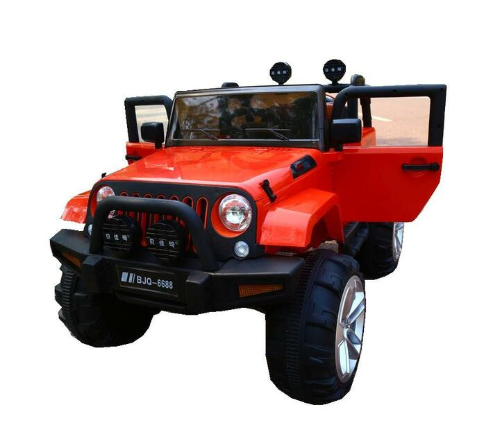 Kids Electric Ride On Car Jeep Large 4X4