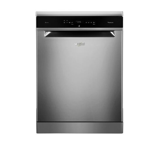 WHIRLPOOL 14 PLACE DISHWASHER S/STL