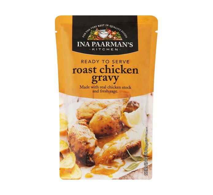 Ina Paarman Ready To Serve Sauce Roast Chicken Gravy (1 X 200ml)