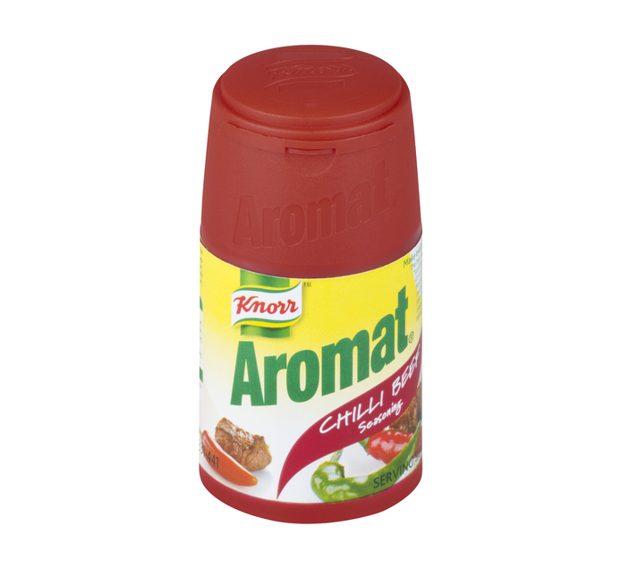 Knorr Aromat Canister Chilli Beef (10 x 75G)