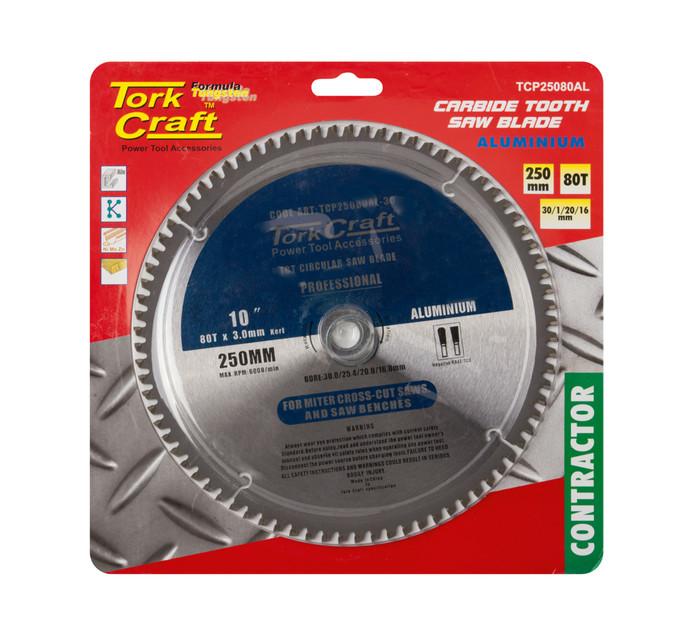 Tork Craft 250 x 80 T Circular Saw Blade