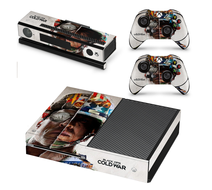SKIN-NIT Decal Skin For Xbox One: Black Ops Cold War