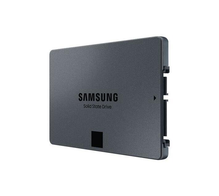 Samsung 860 QVO MZ-76Q4T0BW - solid state drive - 4 TB - SATA 6Gb/s