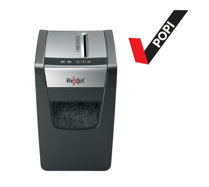 Rexel Momentum X410-SL Cross-Cut P4 Shredder