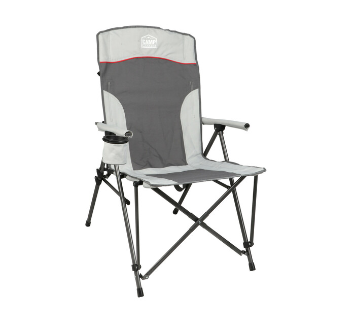 CAMPMASTER Foldable Solid Arm Chair