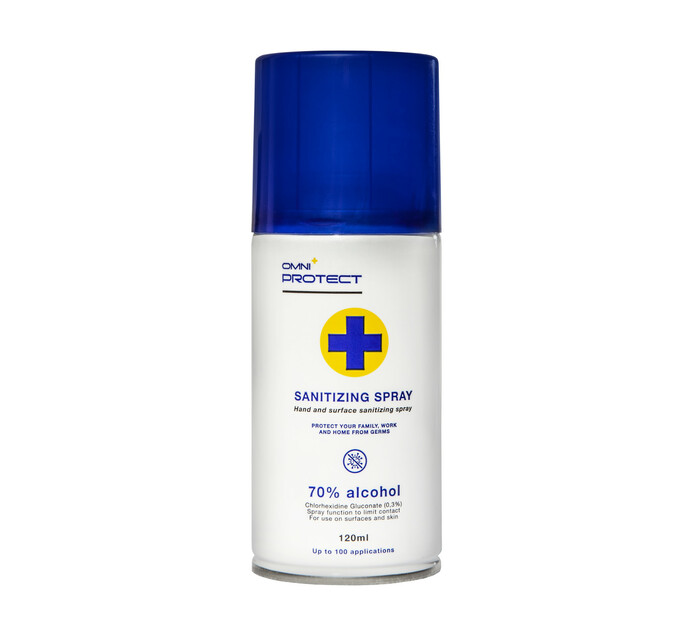 Omniprotect Spray Sanitizer (1 X 120 ml)