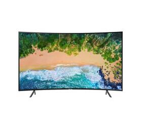 "SAMSUNG 163 cm (65"") Smart Curved UHD LED TV"