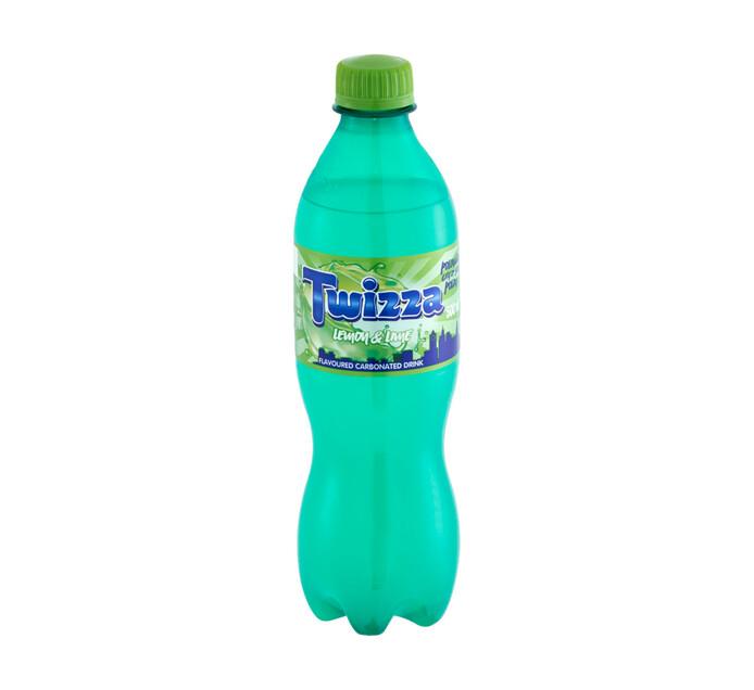 Twizza Soft Drink Lemon & Lime (1 x 500ml)