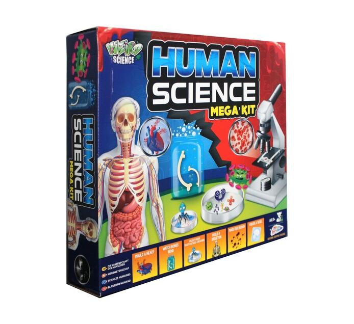 Grafix Human Science Mega Kit