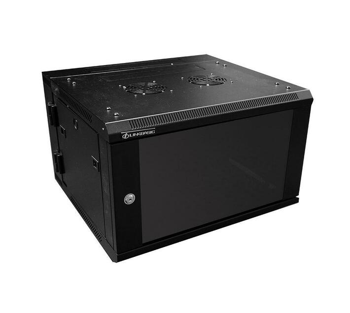 Linkbasic 6U Swing Frame Wall Box