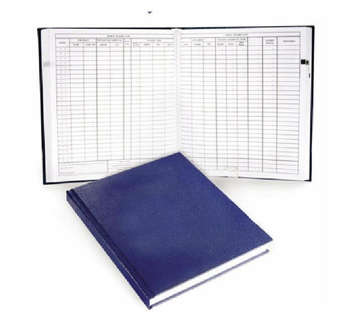 RBE: Pilot's Flying Log Book
