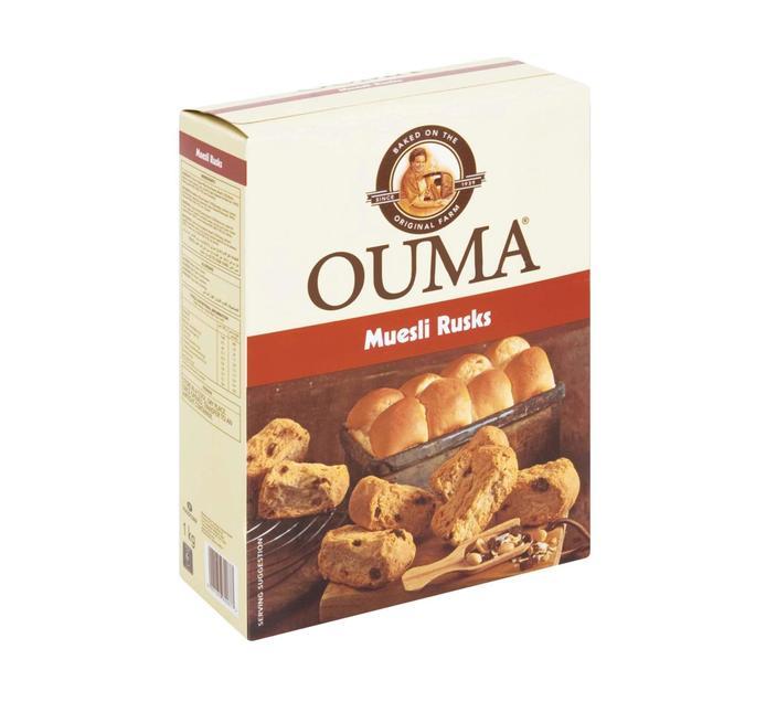 Ouma Rusks Muesli (1  x  1kg)