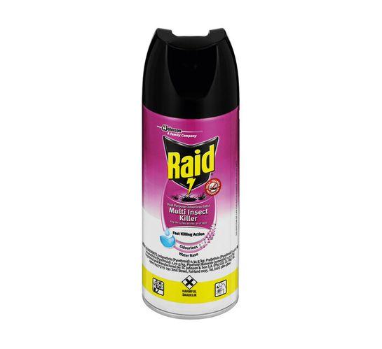 Raid Insect Spray Odourless (24 x 300ml)