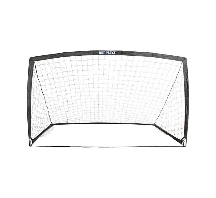 Net Playz Medium Easy Set-Up Fiberglass Goal