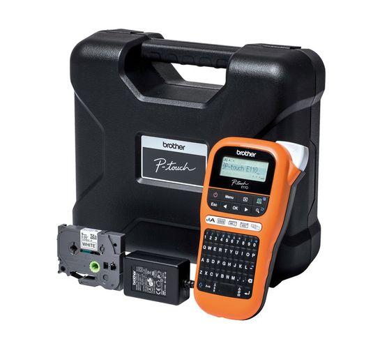 Brother PT-E110VP Industrial Label Printer