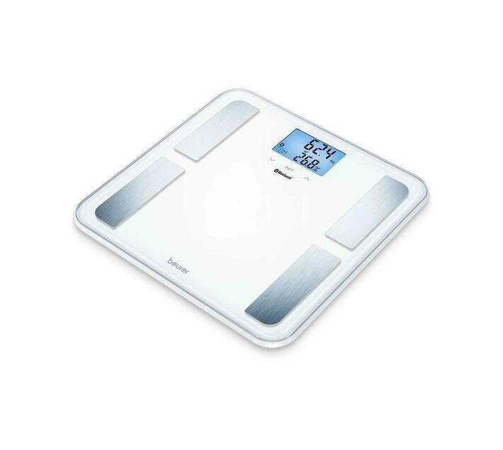 Beurer Diagnostic Bathroom Scale BF 850 White