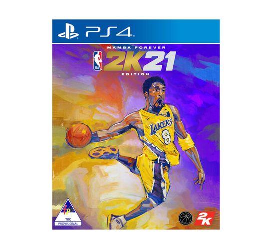 PS4 Nba 2K21 Mamba Forever Edition