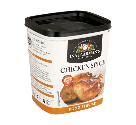 Paarman Foods Spices Chicken (1 x 1kg)