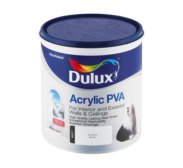 Dulux 1L Acrylic Paint