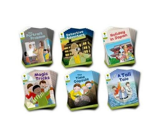 Oxford Reading Tree Biff, Chip and Kipper Stories Decode and Develop: Level 7: Pack of 36 (Multiple copy pack)