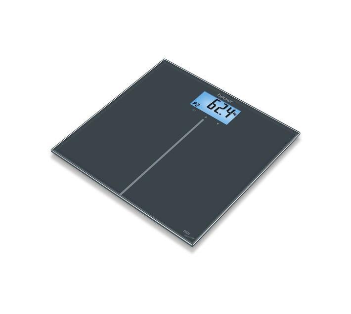 Beurer Glass Bathroom Scale GS 280 BMI Genius